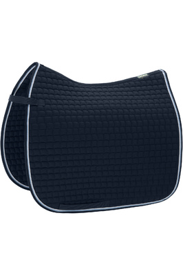 Eskadron Cotton Saddle Pad - Navy