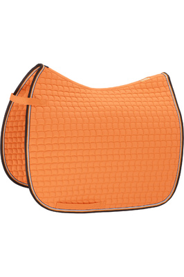 Eskadron Cotton Saddle Pad - Papaya