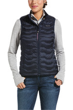 Ariat Womans Ideal 3.0 Down Gilet - Navy Eclipse