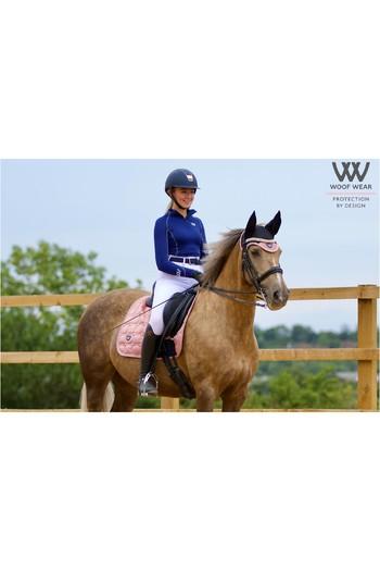 Woof Wear Vision Dressage Pad - Rose Gold