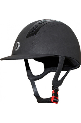 Gatehouse Chelsea Air Flow Pro Suedette Riding Hat Black