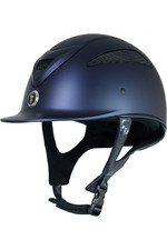 Gatehouse Conquest MK2 Riding Hat Matt Navy