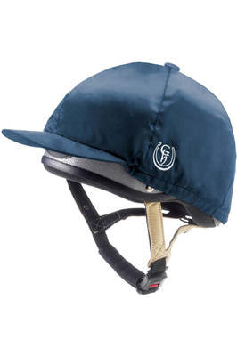 Gatehouse Hat Silk Navy