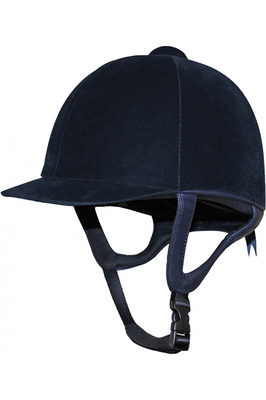 Gatehouse Childrens Jeunesse Riding Hat Navy