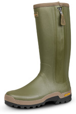Harkila Mens Orton Zip Boot - Dark Olive