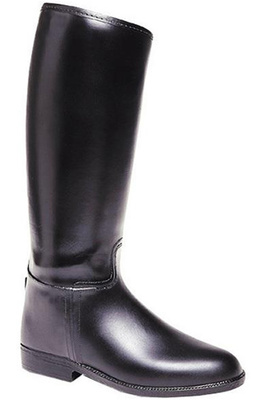 Harry Hall Childrens Start Long Riding Boots Black