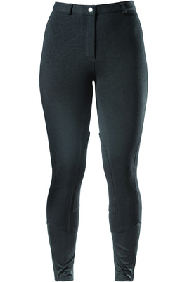 Harry Hall Womens Chester II Breeches Black