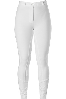 Harry Hall Womens Chester II Breeches White