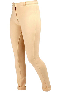 Harry Hall Womens Chester Sticky Bum II Breeches Beige