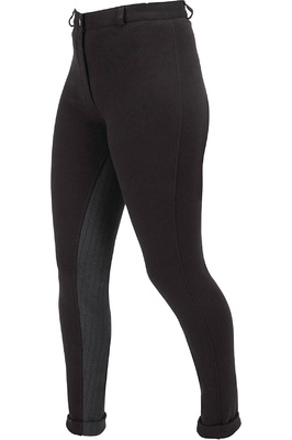 Harry Hall Womens Chester Sticky Bum II Breeches Black