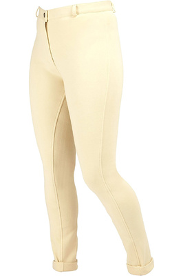 Harry Hall Womens Chester Sticky Bum II Breeches Ivory