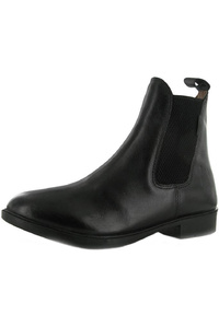 Harry Hall Womens Silvio Tex Jodhpur Boots Black