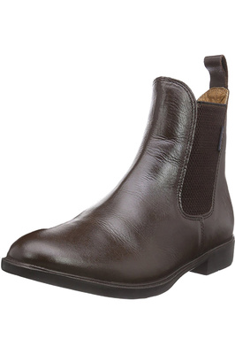 Harry Hall Womens Silvio Tex Jodhpur Boots Brown