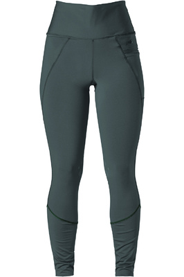Harry Hall Womens TEX Riding Tights Aby Leggings Dark Grey