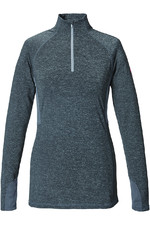 Harry Hall Womens TEX Top Fara Dark Grey