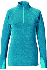 Harry Hall Womens TEX Top Fara Turquoise