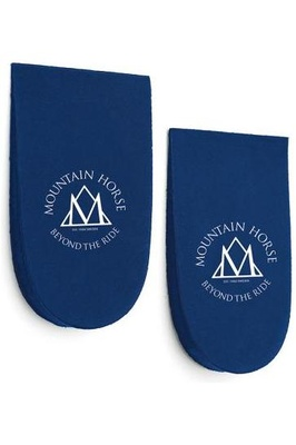Mountain Horse Heel Lifters Navy