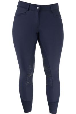 HyPerformance Womens Artic Softshell Breeches - Navy