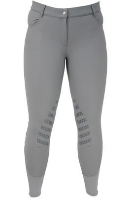 HyPerformance Womens Thermal Softshell Breeches - Grey
