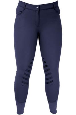 HyPerformance Womens Thermal Softshell Breeches - Navy