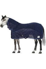 Masta Tex Cooler Fleece & Mesh Rug Blue