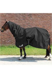 Masta Tex Pack-A-Way Rain Sheet Black