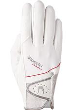 Roeckl Madrid Riding Gloves White