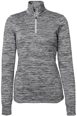 Mountain Horse Womens Champion Tech Fleece Grey Melange
