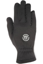 2020 Mountain Horse Womens Comfy Gloves 07046010 - Black