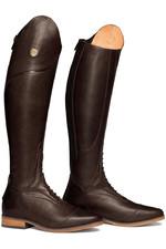 Mountain Horse Womens Sovereign High Rider Boots Dark Brown