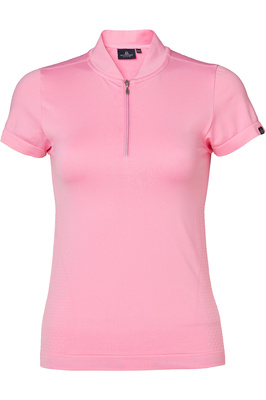 Mountain Horse Womens Charm Tech Top - Pink