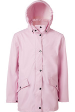 Mountain Horse Childrens Drops Raincoat - Powder Pink