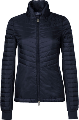 Mountain Horse Womens Minoue Hybrid Jacket - Dark Navy