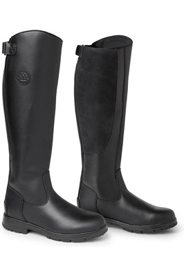 Mountain Horse Mountain High Rider Legacy Boots Black