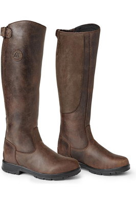Mountain Horse Mountain High Rider Legacy Boots Brown