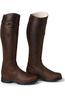 Mountain Horse Spring River High Rider Boots Brown