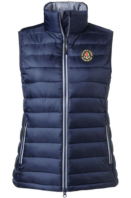 Mountain Horse Womens Ambassador Gilet Navy