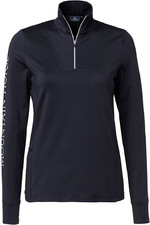 Mountain Horse Womens Champion Tech Top Navy