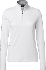 Mountain Horse Womens Champion Tech Top White