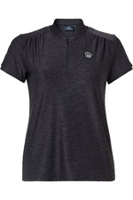 Mountain Horse Womens Sky Tech Tee Black
