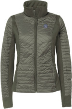 Mountain Horse Womens Wind Jammer Jacket Khaki Green