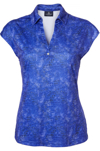 Mountain Horse Womens Sophie Tech Top - Navy