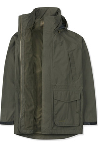 Musto Fenland BR2 Packable Jacket Dark Moss