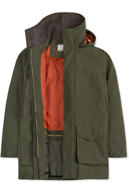 Musto Highland Gore-Tex Lite Jacket Dark Moss