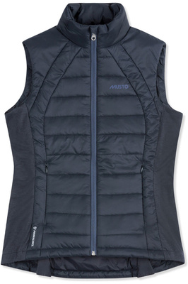 Musto Womens Action Primaloft Gilet True Navy