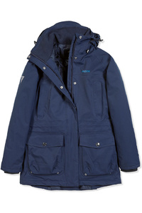 Musto Womens Canter Long BR1 Jacket True Navy