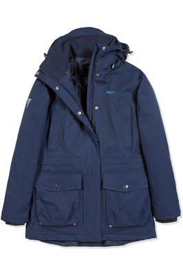 Musto Womens Canter Long BR1 Jacket True Navy