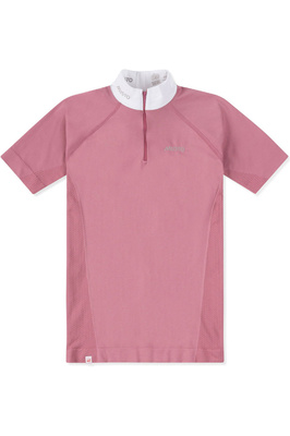 Musto Womens Performance Stock Shirt Dusk Rose