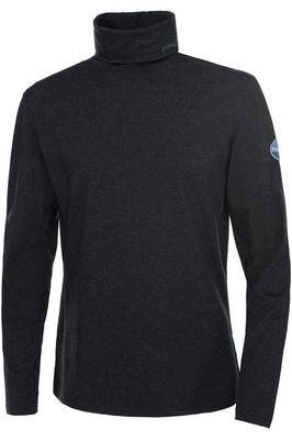 Pikeur Mens Simon Polo Neck Pullover Top Anthracite