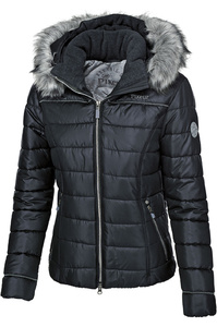 Pikeur Womens Amal Quilted Jacket Navy